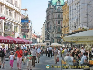 Shopping in Vienna