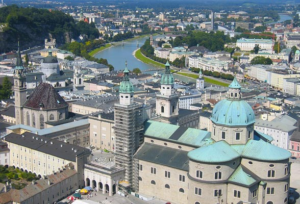 Austria: Land of the great composers