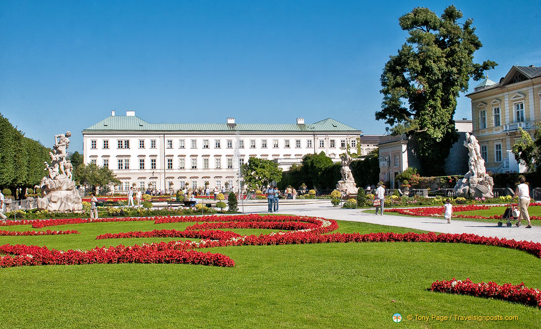 Mirabell Palace and Gardens - Salzburg
