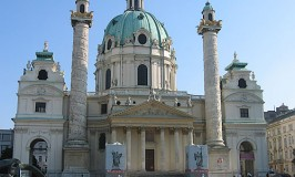 Karlskirche - St Charles Church..