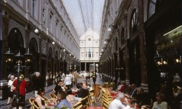 Galeries Saint-Hubert - © Brussels International/M. Van Hulst