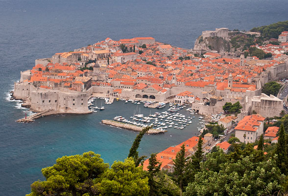 Dubrovnik, the &#8216;Pearl of the Adriatic&#8217;