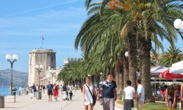 Trogir Esplanade and Kamerlengo Fortress