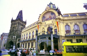 Municipal House - Prague