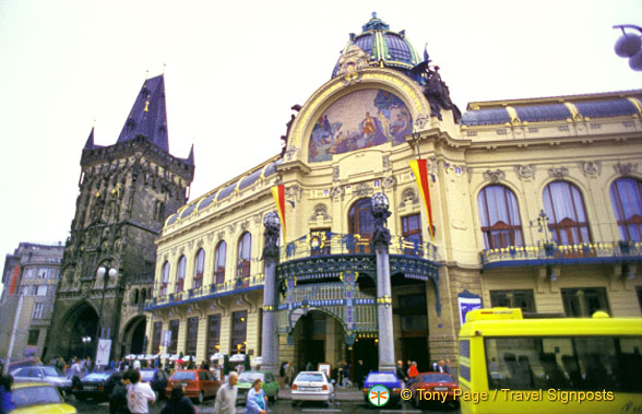The Municipal House &#8211; Prague&#8217;s Art Nouveau Treasure