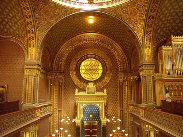 Spanish Synagogue &#8211; A Home of the Jewish Museum