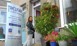Treliska Guest House  © Travel Signposts