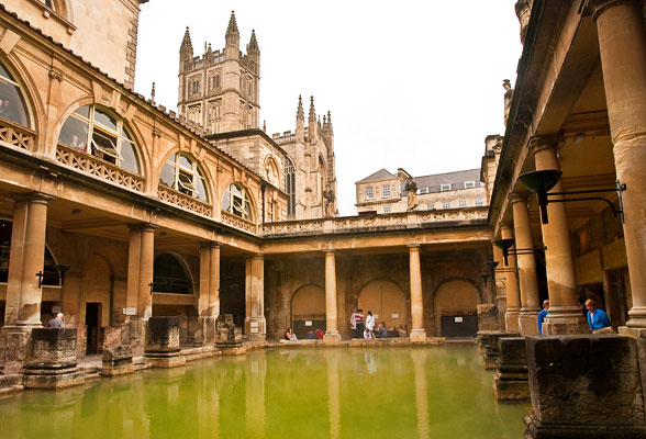 A Visit to Bath | England Travel