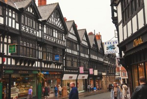 The Magnificent Chester Rows