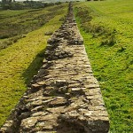 Hadrian's Wall, Northumbria