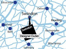 Swindon Designer Outlet directions