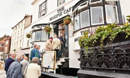 The Magpie Cafe, Whitby..