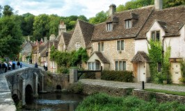 Castle Combe, The Prettiest Village in England, Wiltshire
