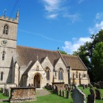 St. Martin's Church of Bladon © Travel Signposts