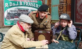 Crich 1940's Weekends - Courtesy VisitBritain