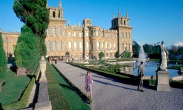 Blenheim Palace - Courtesy VisitBritain