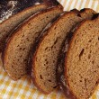 Black Rye bread is an Estonian basic food!