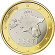 Estonia Euro Coin