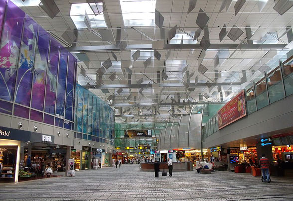 Airports You Wouldn't Mind Being Marooned At