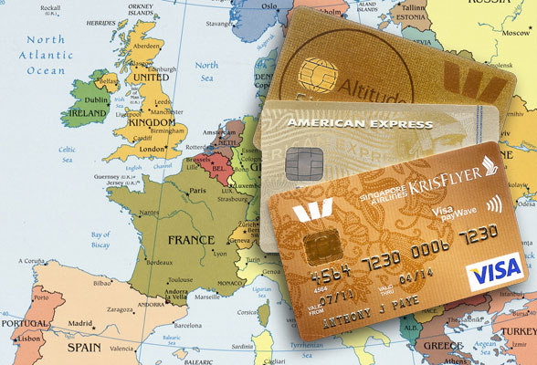 europe credit card chip