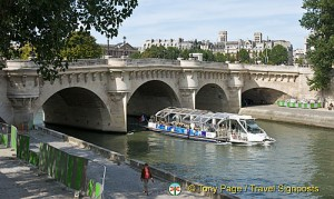 Bridges of Paris, Seine Cruise