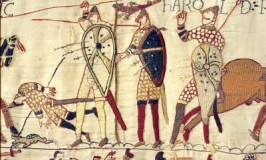 Bayeux Tapestry - Harold's Death