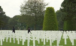 American Cemetery - Normandy