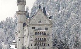 King Ludwig's Neuschwanstein castle