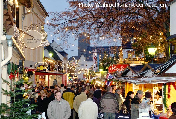 River Cruises Germany Christmas Markets