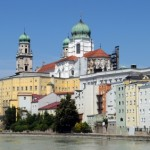 Passau City from the River