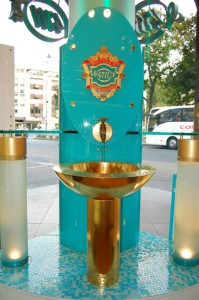 4711 Cologne Fountain