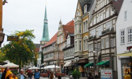 Hameln  Historic Centre - © Travel Signposts