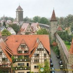 Rothenburg Wall Walk