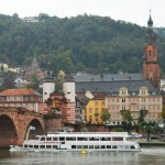 Neckar River Cruise © Travel Signposts