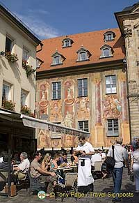 Summer in Bamberg, Germany