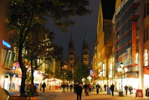 Nuremburg by Night