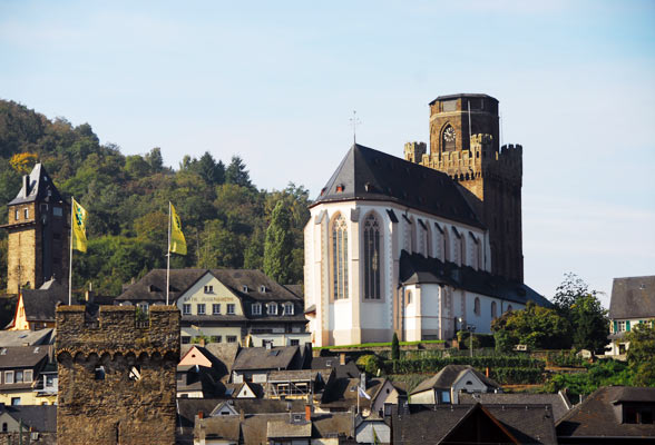 St Martin's Church, Oberwesel