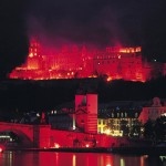 Heidelberg Castle Illuminations