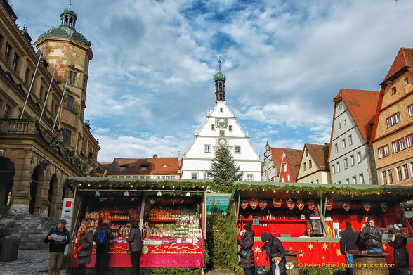 Christmas River Cruises Europe
