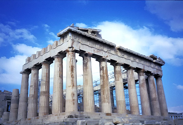 Athens Sightseeing: The Acropolis