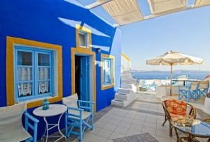 Oia Accommodation