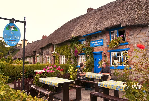 Eating out on your Ireland holiday