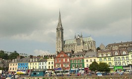 Cobh and St. Coleman's Cathedral