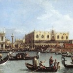 Canaletto's Return of the Bucintoro to the Molo