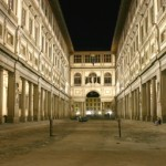 Uffizi by Night - Florence