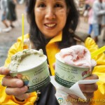 World's Best Gelato in San Gimignano