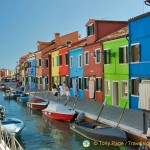 Burano's Coloured Houses