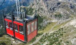 Rifugio Lagazuoi Cable Car