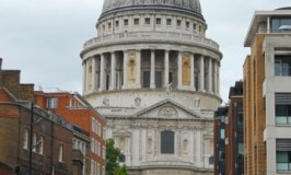 St. Paul's Cathedral, London © Travelsignposts..