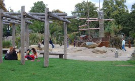 Diana Memorial Playground © Travel Signposts